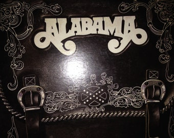 Alabama - Feel's So Right - vinyl record