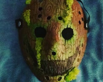 Evil Tree Mask