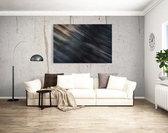 Motion  / 1034MOV / Movement Print / Fine Art Photography / Home Decor / Art / Black Art