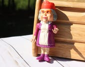 Ghostbusters Granny Gross Action Figure - Vintage 1980's Toy - Movie Figure - Kenner Action Figure