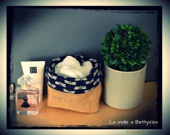 Little cotton basket