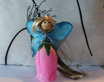 Flower Fairy, Fairy Dolls, Fairies, Fairy Figurines, Fairy, Flower Fairy Figurines, Flower Fairy Doll, Fairy Girl, Fairy Decorations
