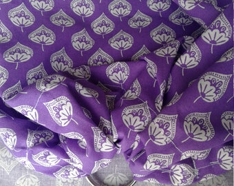 Purple Toy Ring Sling