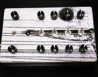 Space Explorer Synth Box