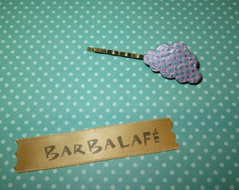 Cloud hair clip