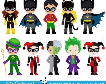 Build your own superhero clip art images superhero clipart