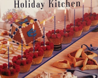 The Children's Jewish Holiday Kitchen Joan Nathan Brooke Scudder Fun Recipes