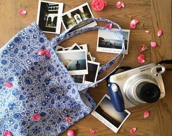 Tote bag - Delft Blue