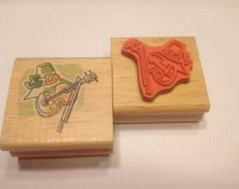 Irish rubber stamps, 40 mm (SB2)