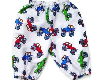 Trucks harems for boys,  Clothing for boys, size 0-3, 3-6 months