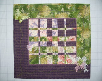 Butterfly Convergence Wall Quilt