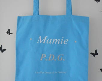 "tote bag for ""Grandma CEO (the softest of the Galaxy)"""
