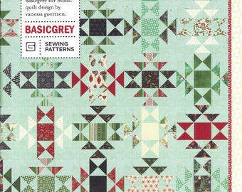 Oh By Golly Quilt Pattern by BasicGrey