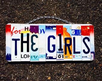 Chicken Coop License Plate sign. Chicken Coop Decor - Farmstyle Sign - Chicken Sign -Country decor