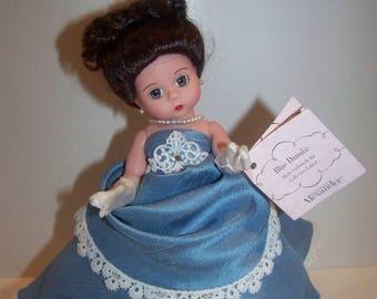 Blue Danube Madame Alexander 8 in doll mint