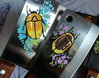 Golden Beetles