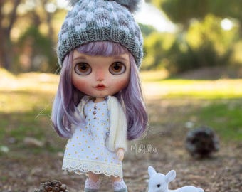 OOAK Blythe Custom Doll-Blythe doll Customized
