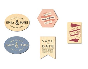 Save the Date,Save the Date Magnet,Save the Date,Wood Wedding Magnets, Wooden Save the Date,Wedding Announcement,Personalized Wedding Magnet