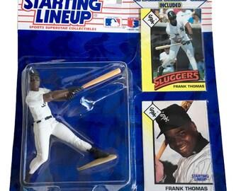 MLB Starting Lineup SLU Frank Thomas Action Figure White Sox 1993 Kenner