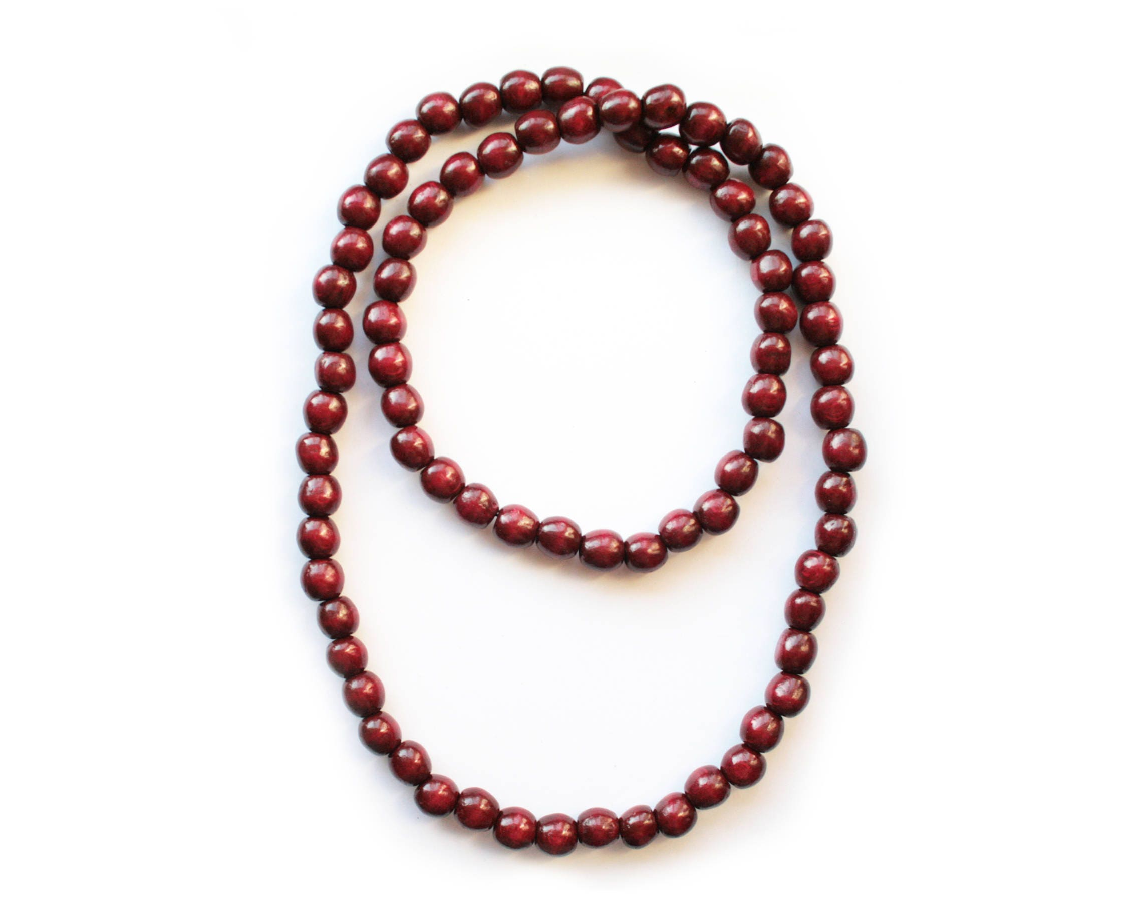 necklace bead res rhodium pearl hi rickis crimson