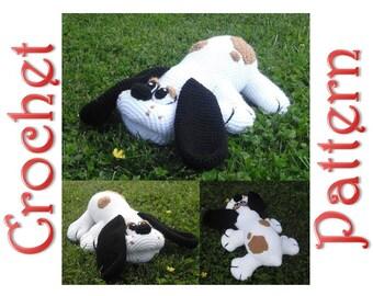 Pound Puppy A Crochet Pattern by Erin Scull