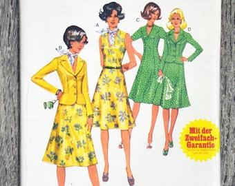 Pouch pattern Burda 30201 - together Lady (Vintage)