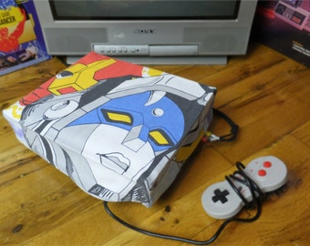 Voltron WRETRO WRAPPER console dust cover