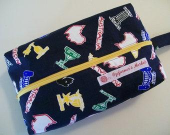 Large knitting box bag- Australia