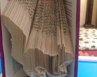 Half Price Sale - Squirrel - Book Folding Pattern