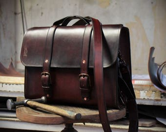 Leather bag, leatherbag, briefcase, backpack, backpack, shoulder bag, shoulderbag