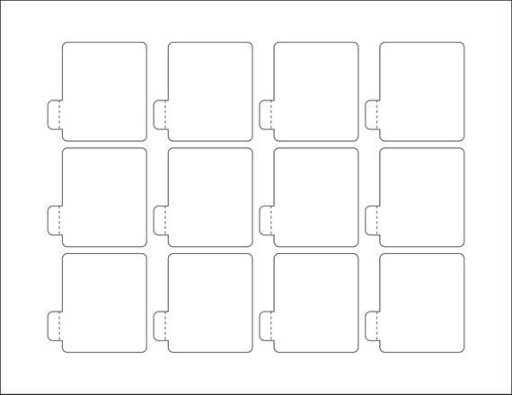 Lip BalmChapstick Label Paper Blank Lip Balm Labels Lip - Lip balm label template