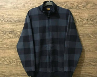 Sale... Rare Woolrich Sweater/Nice Design/Rare design/Size on tag Large.