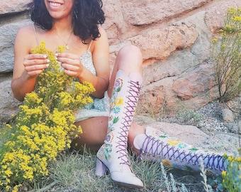 Santa Fe - Penny Lane Boots