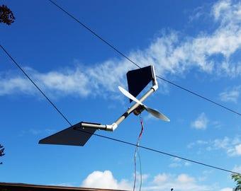 Sky Turbine Wind Generator Pacific Sky Power