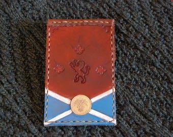 Scotland Essential Wallet