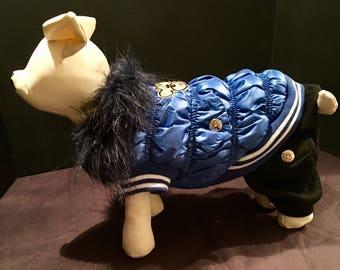 Puffer-Style Winter Jacket W/Pants