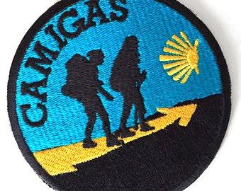 "The Official Camino ""Camigas"" Patch"