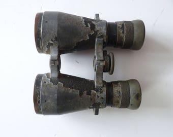 German WWI Field Binoculars/Field Glasses - Emil Busch