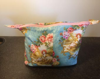 Zippered Pouch / Makeup Bag