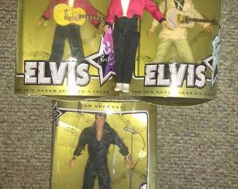 Elvis doll  bundle  ( buy today ship today)