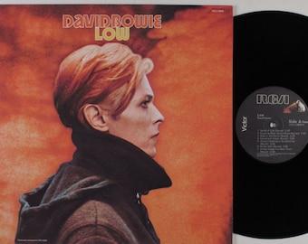"David Bowie ""Low"" Vintage Vinyl Record LP - Excellent Condition - Rare - Free Shipping"