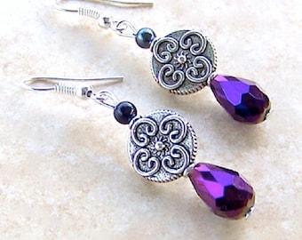 Thrift Shop Glam Earrings