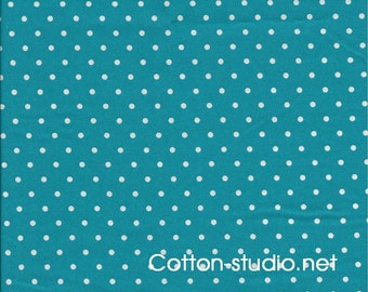 Lecien Color Basic Polka Dots by the Half Yard Japanese fabric