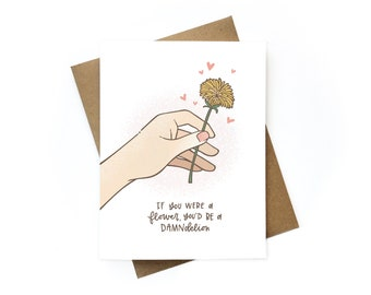 Valentines Day Card - Funny love card - card for her - card for him - Card for boyfriend - Card for husband - Anniversary card friend card