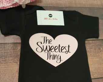 Baby Girl Clothes, Infant Tops, The Sweetest Thing Outfit