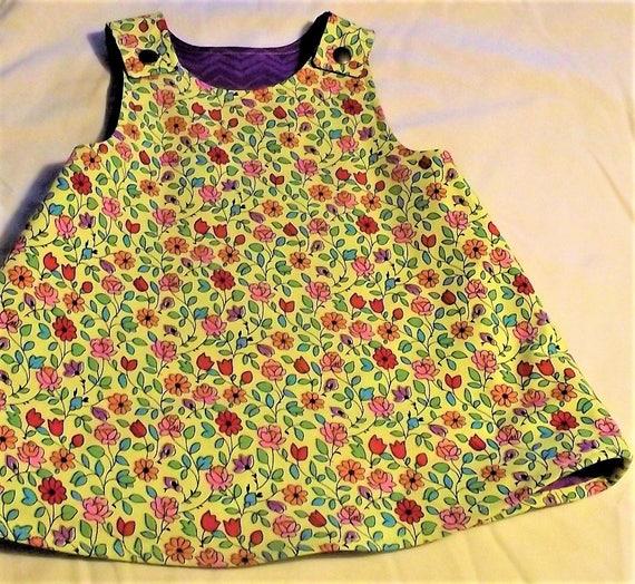 Infant Reversible Set, Size 3-6mo