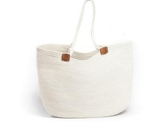 Rope Coil Market Bag