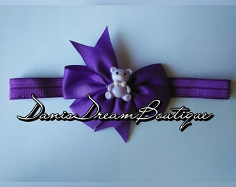 Custom made headband