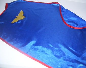 Girl SUPERHERO CAPE, Super Hero Birthday Gift, Super Hero Party Favor