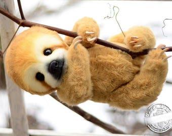 Sloth Luke(made to order)